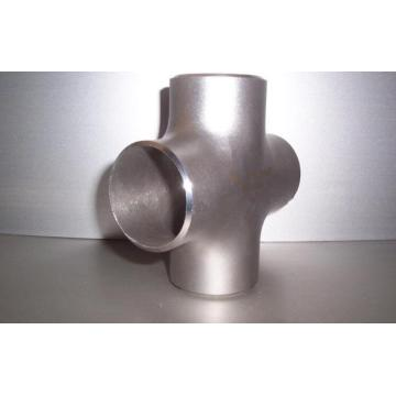 Asme B16.9 316l Stainless Steel Cross Tee