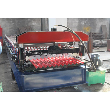 Automatic Corrugated Roofing Sheet Cold Roll Forming Machine