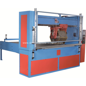Automatic Single Head with Six-sided Die Cutting Machine