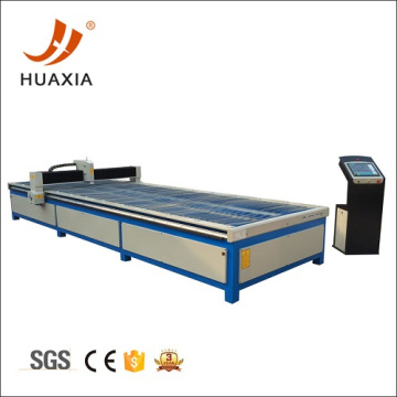 CAMDUCT thin duct metal cnc plasma cutting table