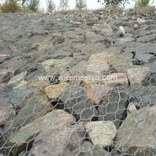 2.7 mm Galvanized Gabion Basket for River Bank Project