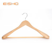 Luxury Wood Coat Hangers With Wide Shoulder EWH0091-93