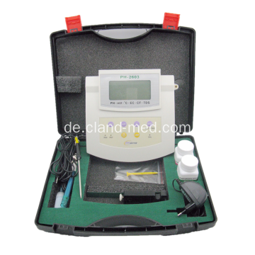Resrarch Multifunktions-Tisch-PH-Meter