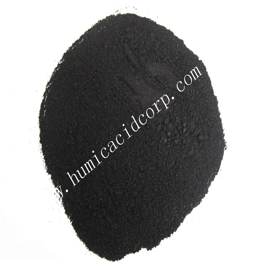 Humic acid fertilizers