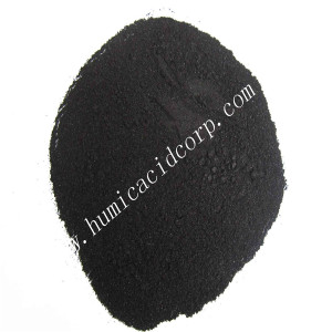 High water soluble potassium humate humic acid fertilizer