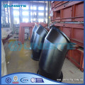 Welding bend pipes fitting