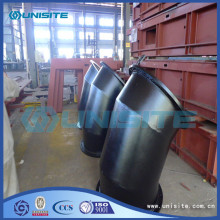 Factory provide nice price for Leading Manufacturer Welded Bend With Flanges Welding bend pipes fitting export to Cayman Islands Factory