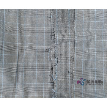 Fashion Shirt Garment Yarn Dyed Fabric