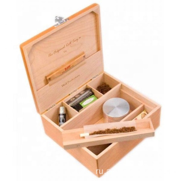 stash box for smoking accessories