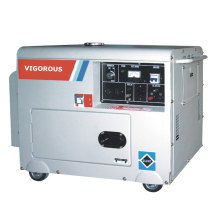 Single Phase Silent Diesel Generator 5000 Watts
