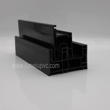 Black Color Upvc Profiles