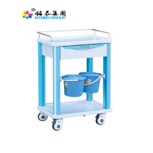 ABS medical treatment cart