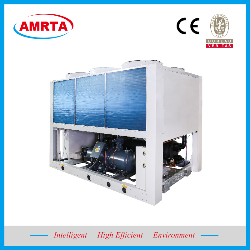 Screw Industrial Air to Water Chiller