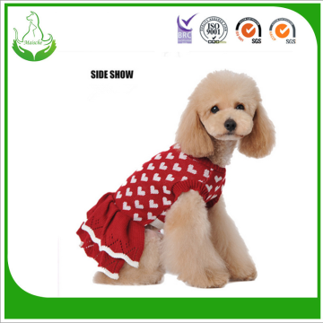 Factory Supply Dog Sweater Free Knitting Pattern