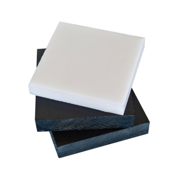 White/Black/Colorful POM-C Polyacetal Acetal Derlin Sheet