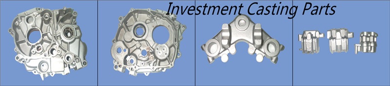 OEM investment cast aluminum parts price