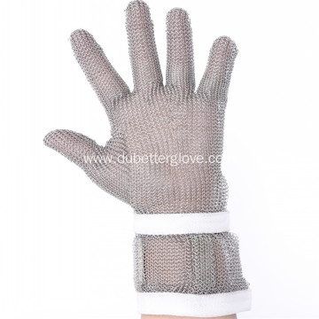 Butchers Protective Chainmail Gloves