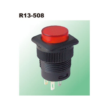 LED Illuminated Automotive Push Button Switches