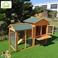 Reasonably designed wooden hen house from China