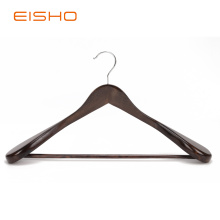 Luxury Wood Coat Hangers With Wide Shoulder EWH0095-93