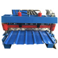 Color Steel IBR Profile Metal Roof Tile Machine
