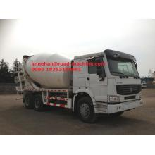 Reliable for China Concrete Mixer Truck,Concrete Mixer,Cement Mixer Truck Manufacturer and Supplier Mobile Concrete Mixer Truck 10CBM export to New Zealand Factories