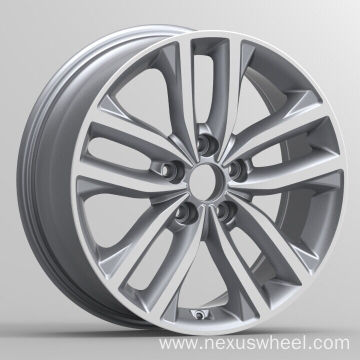 Silver Replica Kia Wheels