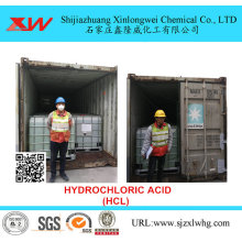 Commercial Grade Hydrochloric Acid HCL