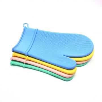 Silicone BBQ Cooking Gloves