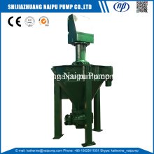 4 AF-RV Mining Flotation Vertical Froth Pump