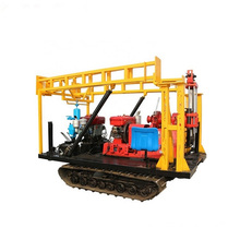 Core drilling ground soil equipment