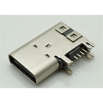 USB3.1 90° Receptacle C Type Shell