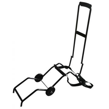 Portable beauty bed trolley