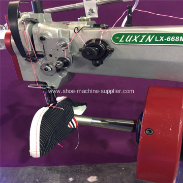 Side Wall Shoe Sole Sewing Machine