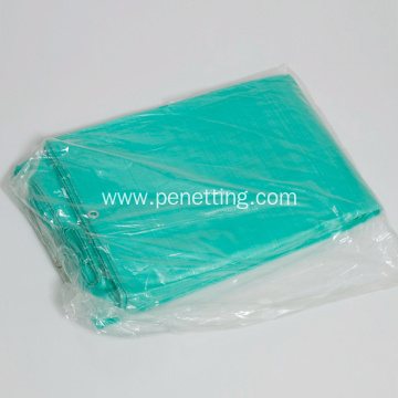Any colors plastic recycled truck pe tarpaulin roll