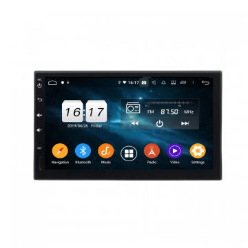 2din universal 7inch full touch car stereo