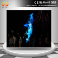 real floating 3D hologram clear film