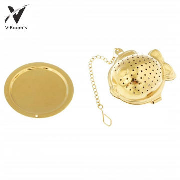 Stainless Steel Cute Tea Infuser