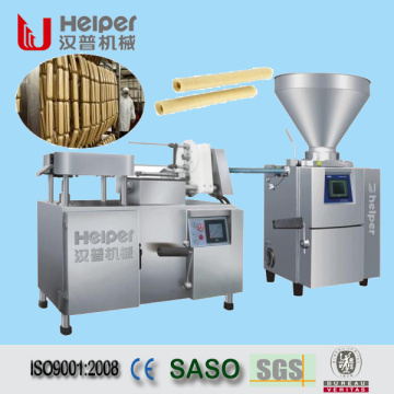 Sausage Linker and Hanger System