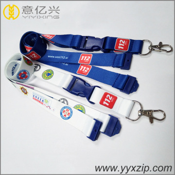 High Quality sublimation Popular Lanyard with Custom Logo