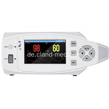 Gesundheit NIBP PR SPO2 Patient Medical Hospital Operation Anästhesie Vital Signs Monitor