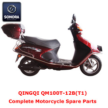 Qingqi QM100T-12B(T1) Complete Scooter Parts