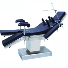 Hospital medical equipments adjustable operating table bed