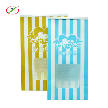 Moistureproof popcorn candy greaseproof paper bag
