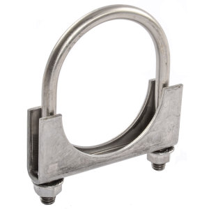 "2 1/2"" Exhaust Zinc Plating Clamps"