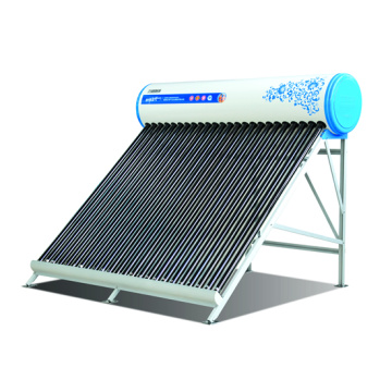 thermosiphon solar water heater