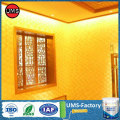 Golden Colour Texture Wall Paint