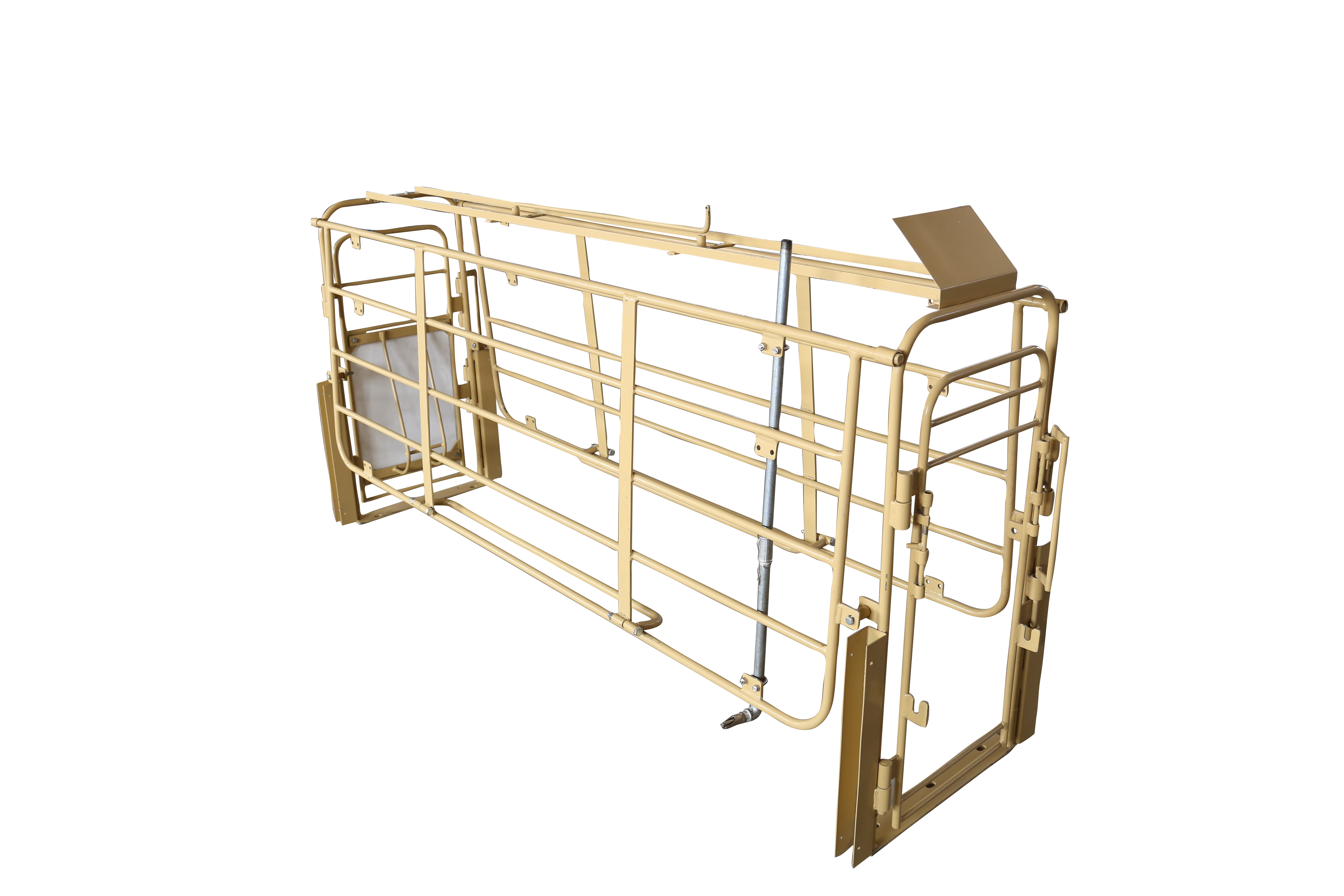 Round Edge Auto Welding Farrowing Stall For Pig