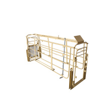Customized for China Solid Rod Farrowing Stalls,Welding Solid Rod Farrowing Stall,Steel Solid Rod Farrowing Stalls Manufacturer Round Edge Auto Welding Farrowing Stall For Pig supply to Spain Factory