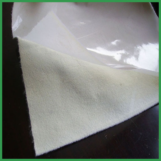 Composite White HDPE Geomembrane for Landfill